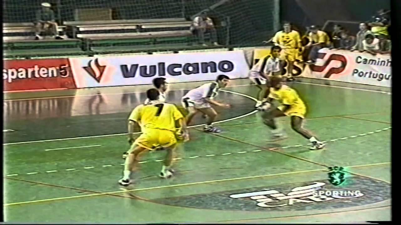 Andebol :: 06J :: Sporting - 22 x ABC - 28 de 1998/1999 - 2 Fase