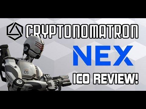 NEON EXCHANGE ICO Review! Decentralized Exchange for NEO! NEX