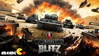 World of Tanks Blitz - iOS / Android - HD Gameplay