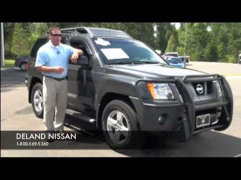 Nissan Xterra Se Auto Suv Gray