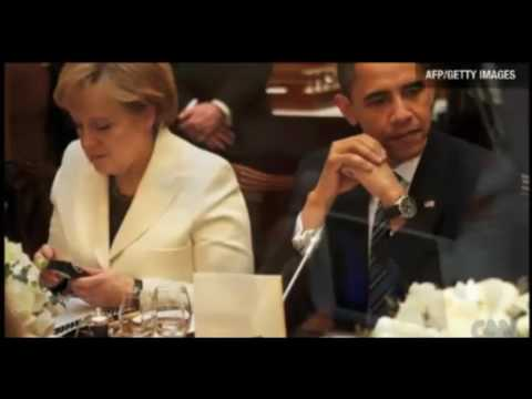 Germany's Angela Merkel: Relations with U.S. 'severely shaken' over spying claims