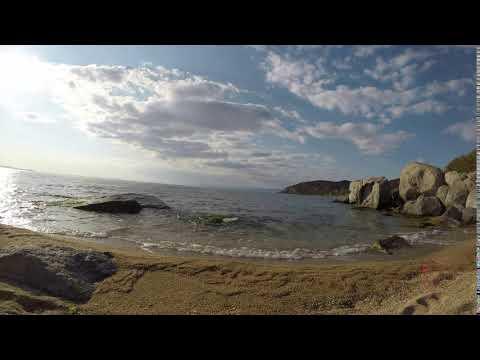 Turkey; Marmara Sea, Avsa Island TimeLapse (GoPro) - August 2017