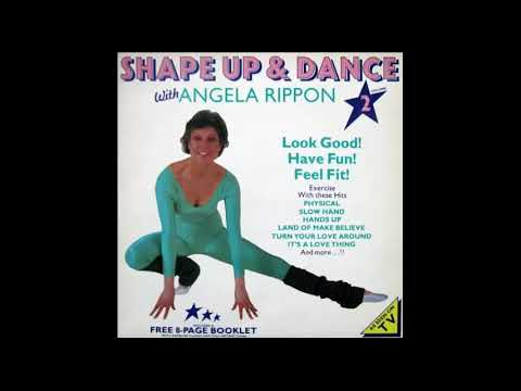 Shape Up & Dance with Angela Rippon