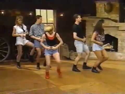 Diane Horner's Country Line Dance Aerobics -- 1995