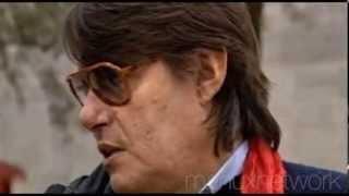 Fabrizio De Andrè - RSI - intervista 1984 [Raro]