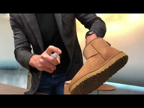 Protect your Uggs with Liquiproof