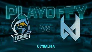 ULTRALIGA | REC vs DV1 | 🌩️ | półfinał | BO5 | sezon 2