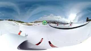 Ski Jump in Steamboat Springs with our 360 VR