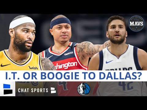 isaiah-thomas-interested-in-the-mavs?-|-boogie-cousins-to-dallas?-|-maxi-kleber-is-the-x-factor