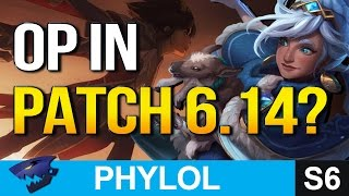 NEW STRONGEST CHAMPS in Patch 6.14 & Who to watch out for (League of Legends)