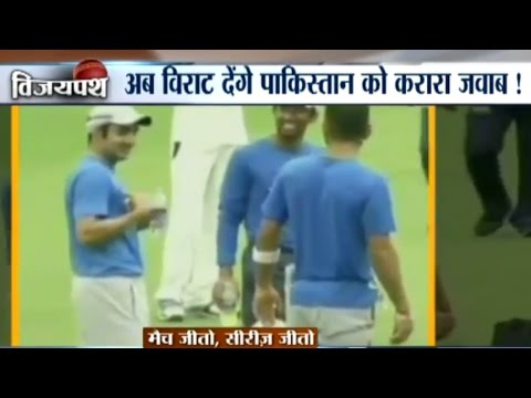 Gautam Gambhir Returns to Indian Dressing Room, Shares Laugh with Virat Kohli | Cricket ki Baat