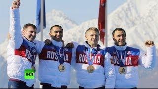 Сенсации Олимпиады в Сочи(Олимпиада в Сочи побила не только спортивные рекорды. Церемонию открытия на стадионе «Фишт» посмотрели..., 2014-02-24T15:47:28.000Z)