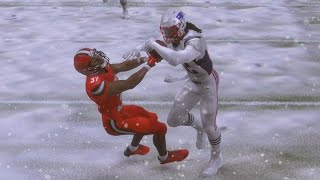 Madden 17 Career Mode RB S5 Ep 94 - DIVISIONAL PLAYOFF GAME & END OF SEASON STATS!