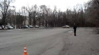 2011.04.17 - Слалом OPEN - Skoda Octavia TDi 0.MPG