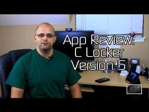 C Locker -- Android App Review