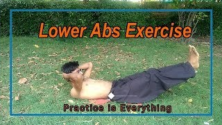 Top 10 Lower Abs Exercise....in Hindi/ Martial arts and Fitness ( Class 42)