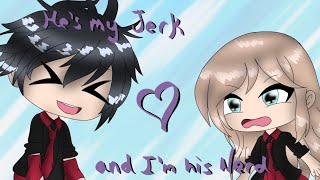|He's my Jerk and I'm his Nerd| GLMM |