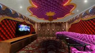 3D Interior design karaoke YEVGENIY LAITER DESIGNER