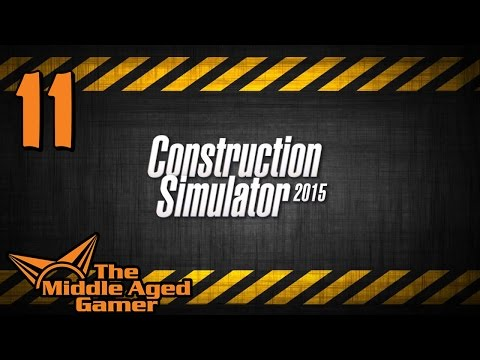 Construction Simulator 2015 - Part 11 - High Rise Buildings - Multiplayer Streaming