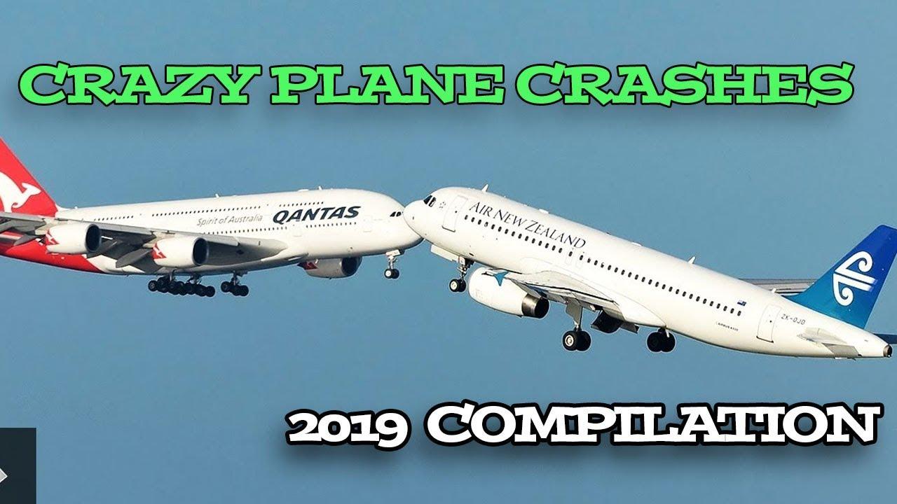Plane Crash Accidents 2019 Compilation - Airplane accidents 2019 Compilation