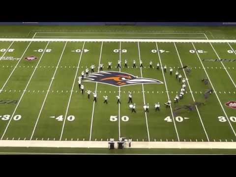 Crosbyton High School Band 2015 - Texas UIL 1A State Marching Contest