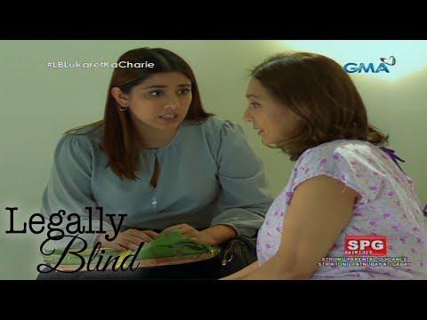 Legally Blind: Kaplastikan ng suwail na anak