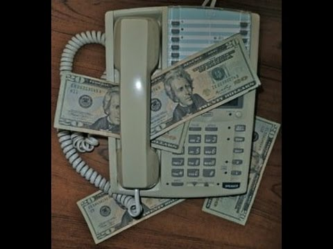 Money in politics has turned congress into telemarketers
