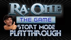 Ra.One Story Mode Playthrough PS3