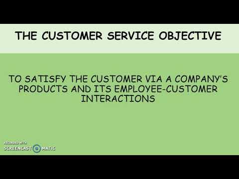 Economics of Customer Service (Basic)
