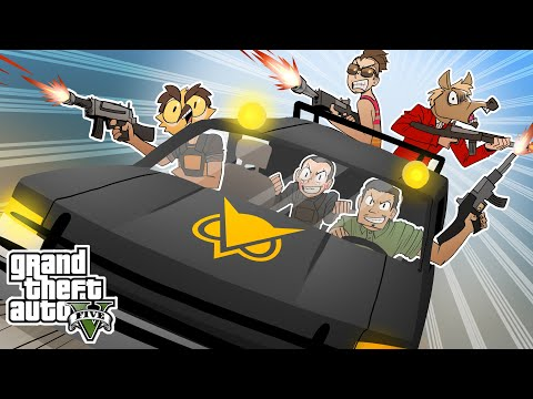 GTA 5 But It's Time To Go On A Super Important Mission...