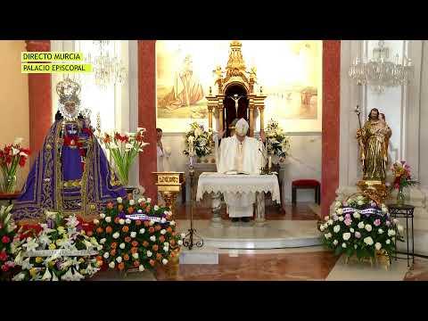 26/04/2020 Santa Misa desde el Palacio Episcopal de Murcia