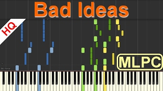 Alle Farben - Bad Ideas I Piano Tutorial by MLPC