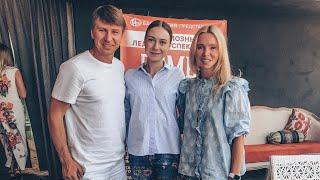 Завтрак с чемпионами: Алексей Ягудин и Татьяна Тотьмянина
