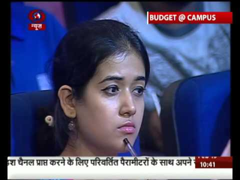 Budget @ Campus at ISI, Kolkata | 15 Feburary