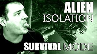 Alien Isolation GamePlay - Survival Mode
