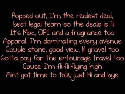 Make me proud -Drake Ft. Nikki Minaj(Clean Version)
