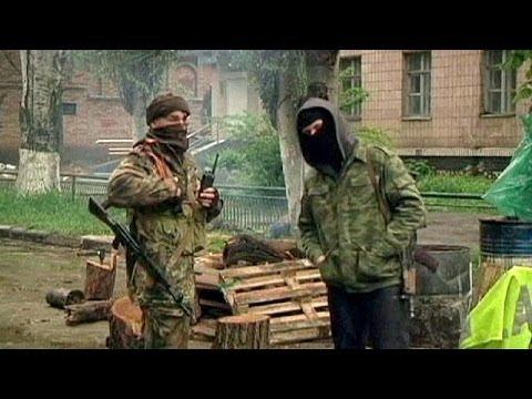 Ukraine: regional governor's office stormed