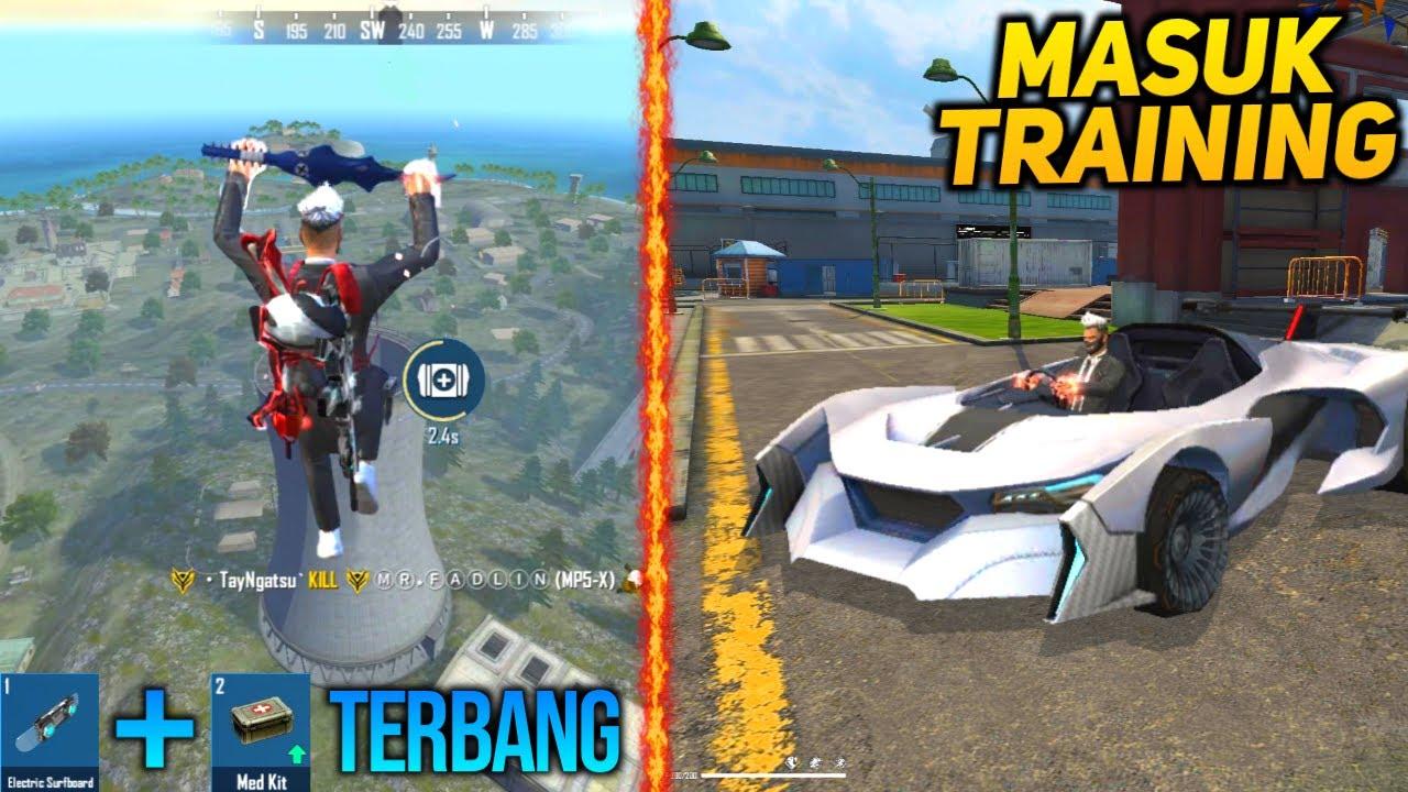 TOP 5 TRIK DAN BUG TERBARU DI FREE FIRE - Melayang !!
