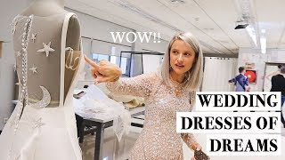 BRIDAL DRESSES inspo and WEDDING Planning Struggles