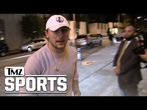 JOHNNY MANZIEL'S FIANCEE I WANT KIDS! | TMZ Sports