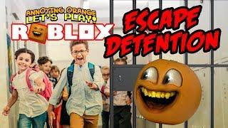 - Annoying Orange Escapes DETENTION