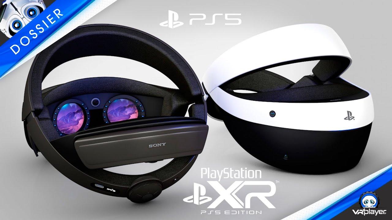 PlayStation VR 2 SONY :  LE dossier complet sur le futur casque PSVR 2 de la PS5 !