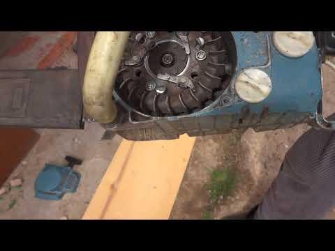 ремонт бензопилы тайга 245
