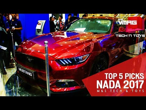 Top 5 wheels at NADA 2017 | Nepal Telecom Tech & Toys