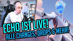 ECHO IST LIVE! | Alle Changes, Drops & mehr! | Noserino