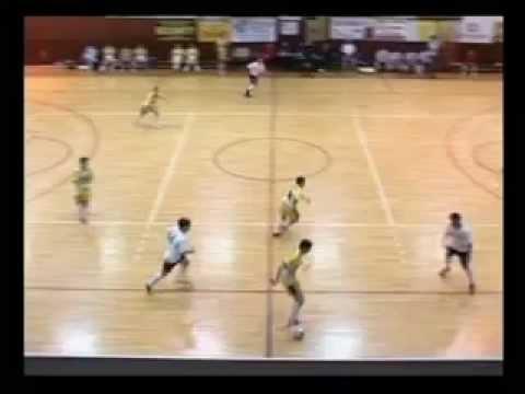 Maksimovic-The showdown (Futsal)