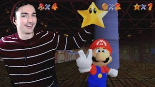 I Tried One Of The Hardest Speedruns Without ANY Preparation... (SM64 1 Star)