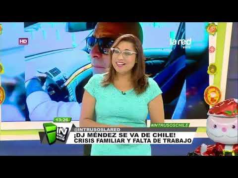 ¡DJ Méndez se va de Chile! Crisis familiar y falta de trabajo son las razones