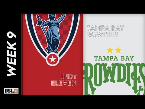 Indy Eleven vs. Tampa Bay Rowdies: May 1st, 2019