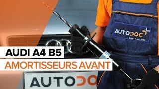 Montage Chapeau d'allumeur AUDI A4 : video manuel